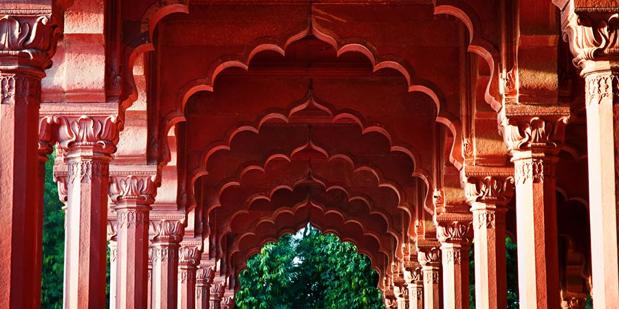 Dehli Red Fort