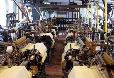 Northern England's Industrial Revolution