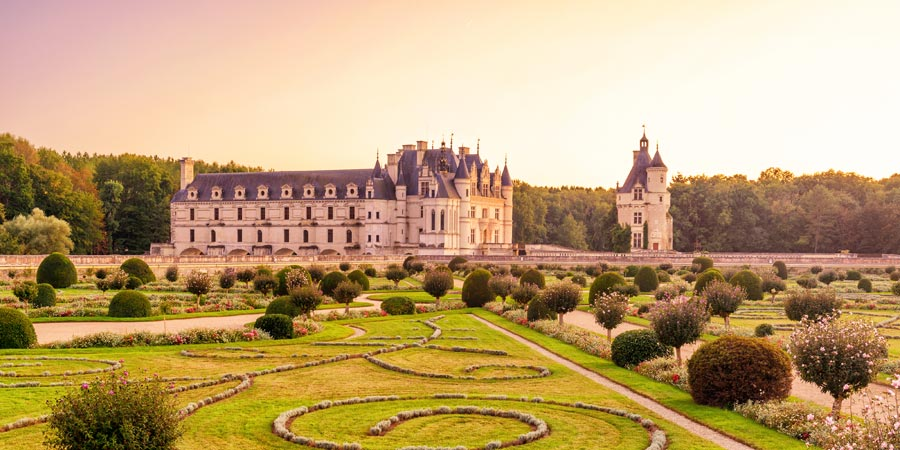 Gardens of the Loire & Versailles 2016