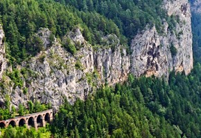 The Semmering Railway and the Habsburg Empire