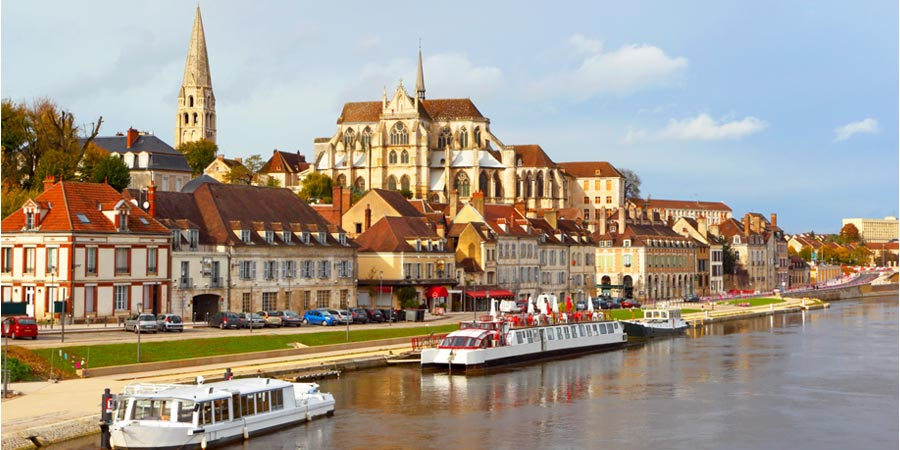 The Waterways of Burgundy