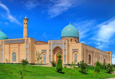 The Ancient Silk Road to Samarkand 2017