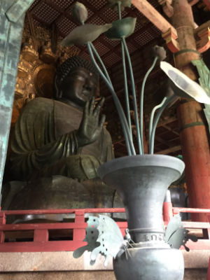 Great Buddha Todai Ji Temple 300