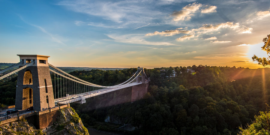 Bristol Clifton Bridge