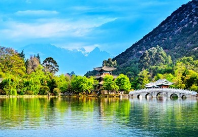 Black Dragon Pool, Lijiang