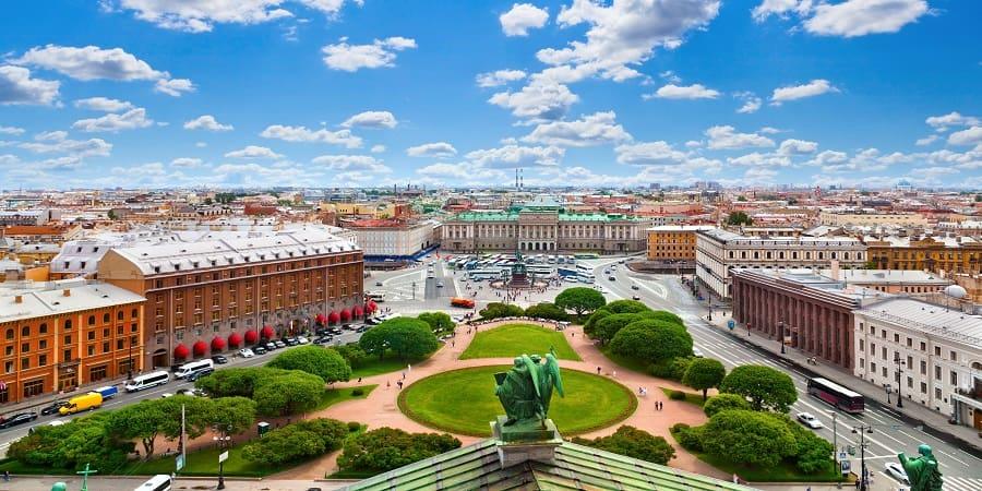 Saint Issacs, St Petersburg