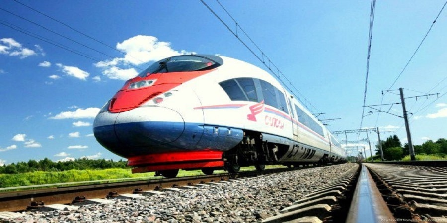 Sapsan Train Rail Tours  Great Rail Journeys