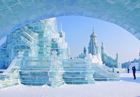 The Harbin Ice Festival