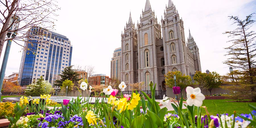 Salt Lake Temple, Salt Lake City