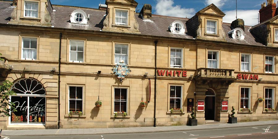 The White Swan Hotel, Alnwick