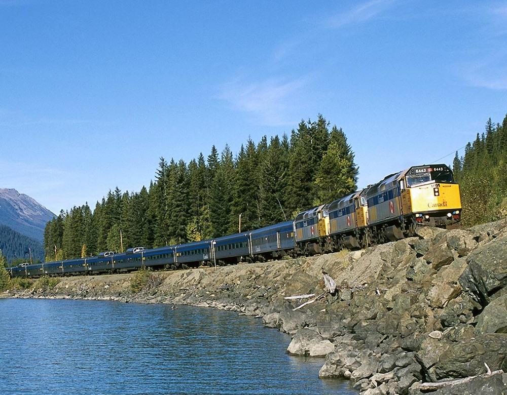 Canada Coast to Coast Tour | Great Rail Journeys