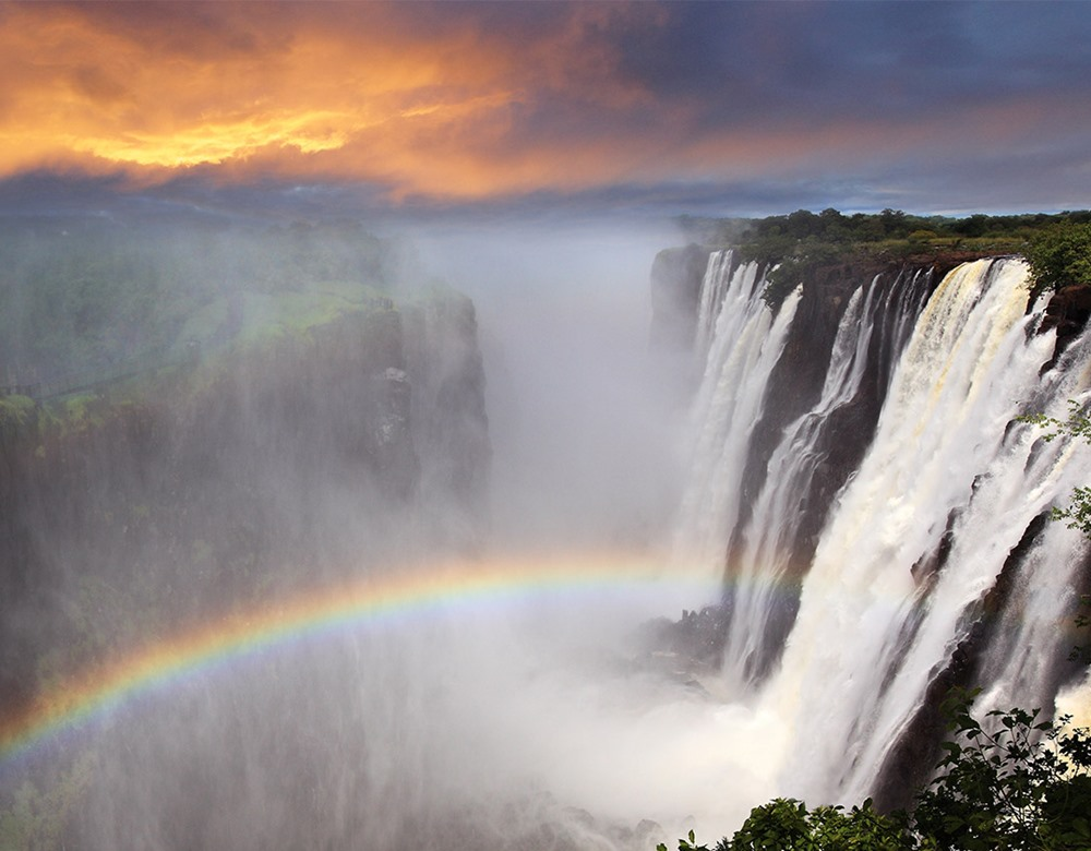Victoria Falls, Cape Town and the Garden Route