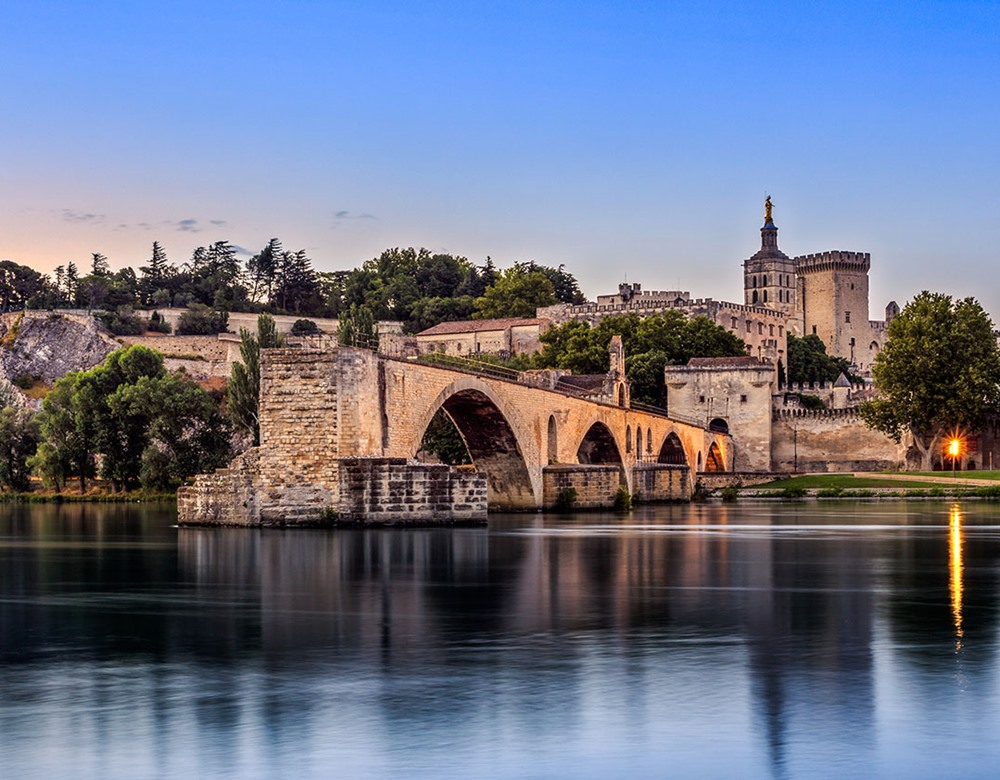 Avignon, the Rhone & Provece