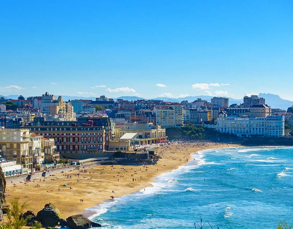 Biarritz & the Pyrenees