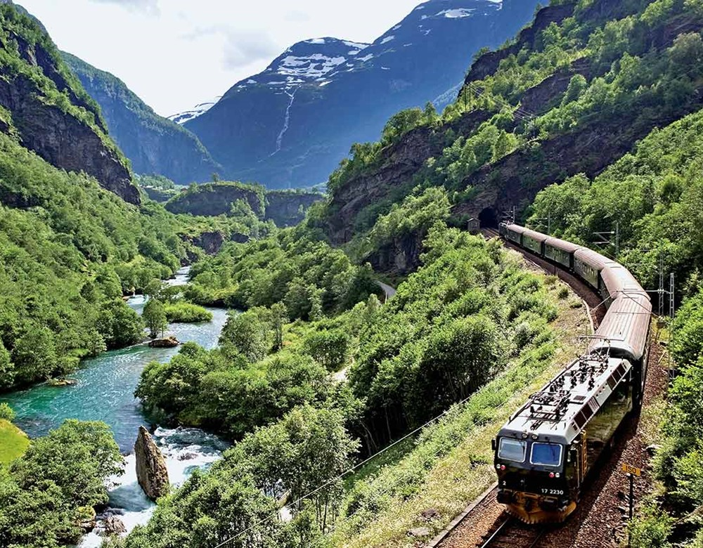 Fjords Cruise & HGistoric Cities of Norway