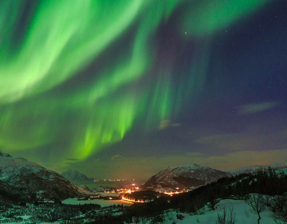 The Northern Lights Amp Lapland Tour Great Rail Journeys