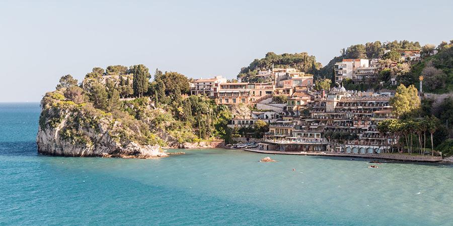 The magic of sicily tour great rail journeys for Giardini naxos sicilia