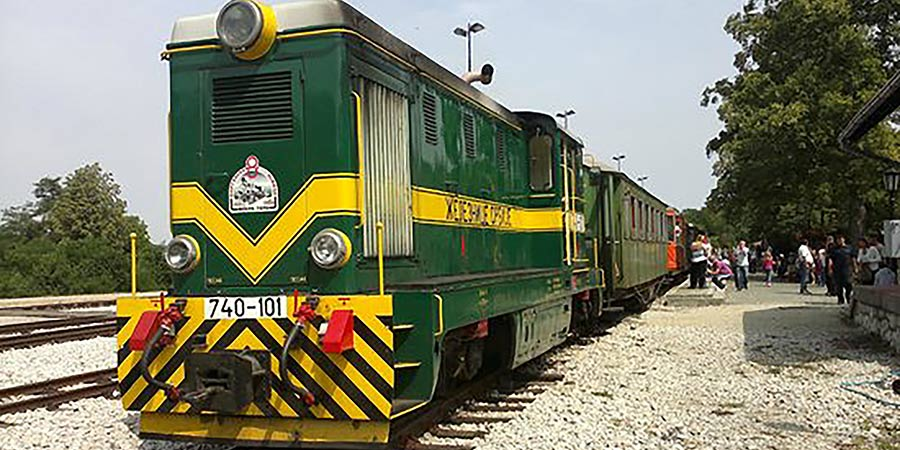 Sargan Eight Railway