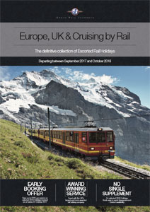 Europe, UK & Cruising by Rail 2017/18