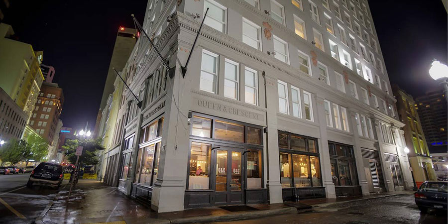 Q&C Hotel New Orleans | Great Rail Journeys