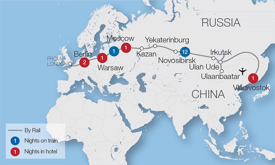 Irkutsk Train Holidays Rail Tours Great Rail Journeys