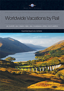 Worldwide Vacations by Rail 2018/19