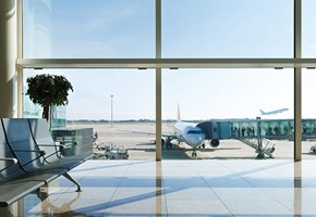 The world's most fascinating airports
