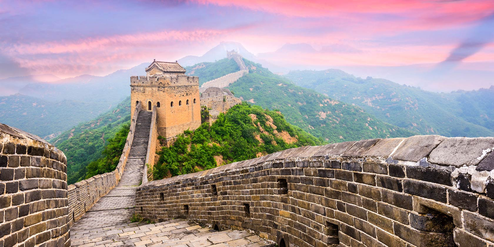 Great Wall of China Train Holidays | Great Rail Journeys