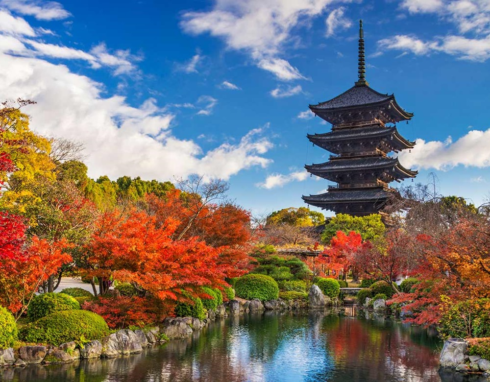 Kyoto Train Holidays & Rail Tours | Great Rail Journeys