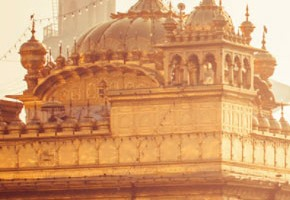 Image of the Golden Palace - Book a Great Indian Railway Journey