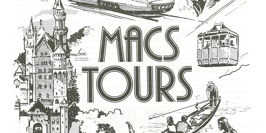 The Birth of Mac Tours