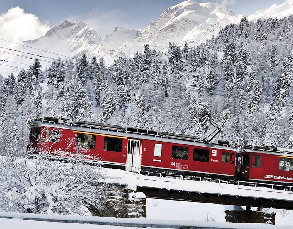 Bernina Express | Rail Holidays & Escorted Tours | Great