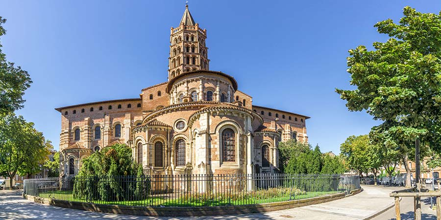 Basilica of Saint Serni, Toulouse