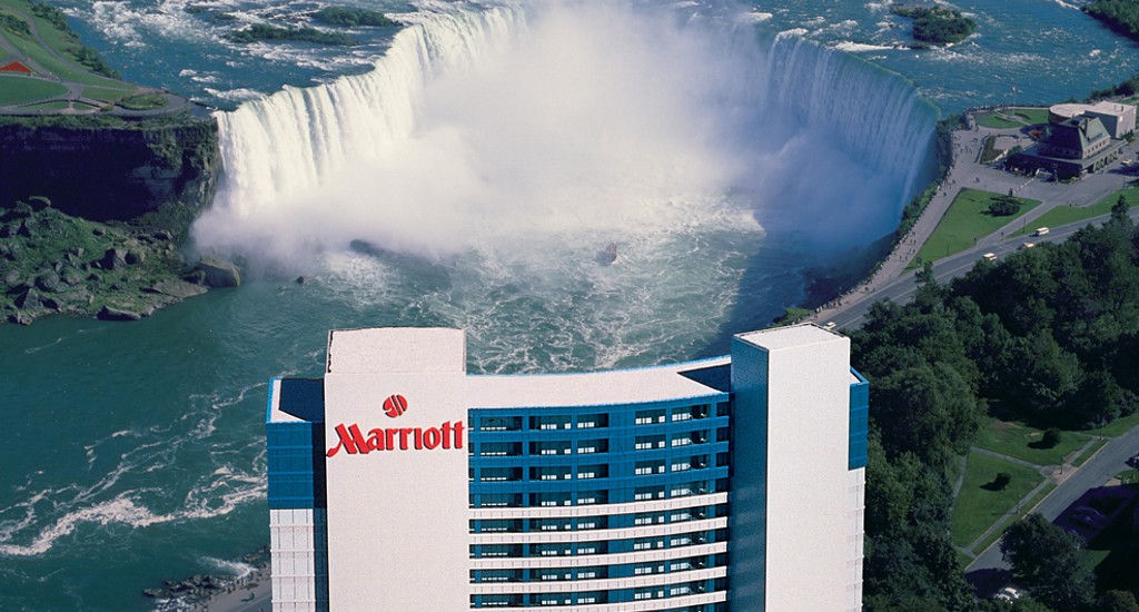 Marriott on the Falls Hotel