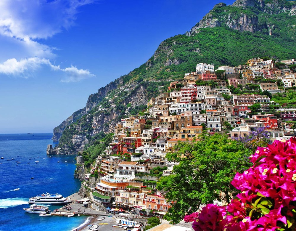 Rome Sorrento Amp Amalfi Coast Tour Great Rail Journeys