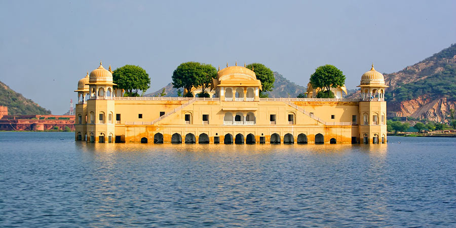 The Water Palace, Jaipur