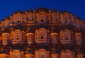 The Kaleidoscopic beauty of India