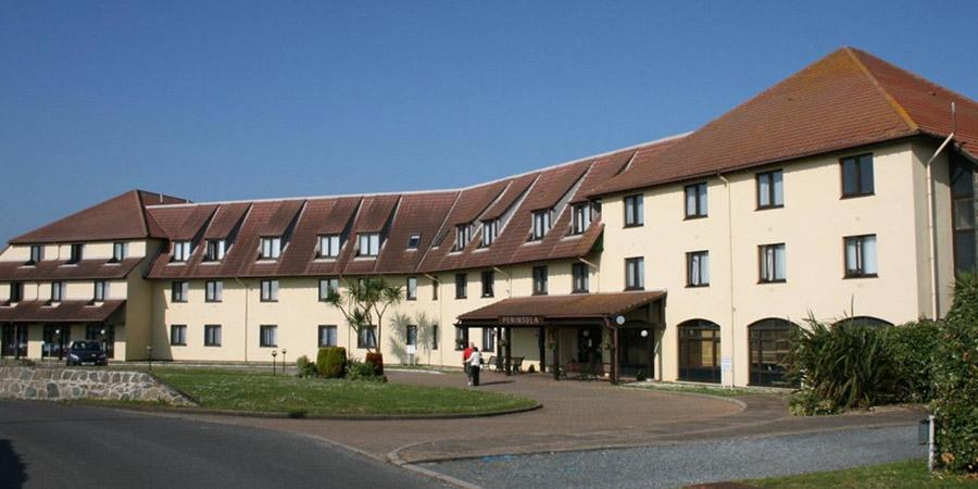 Peninsula Hotel Guernsey Menu