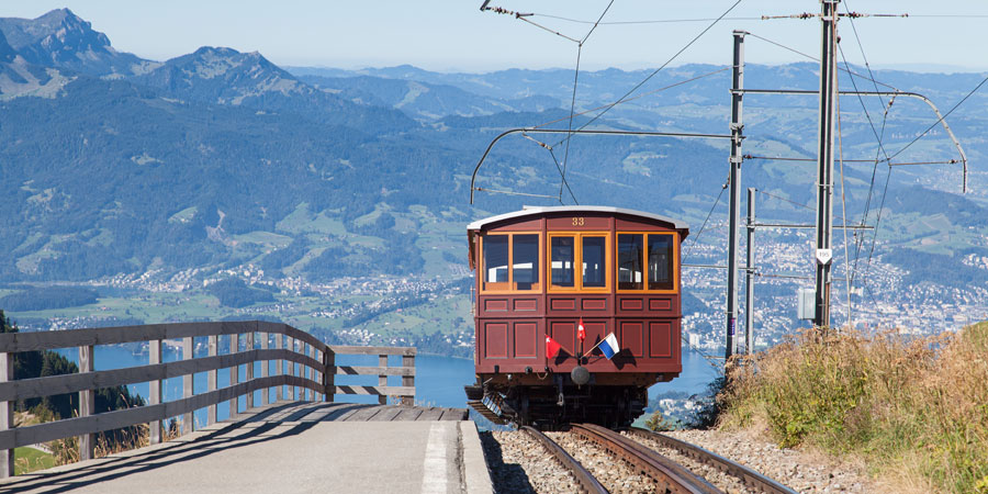 Mount Rigi Mountain Railway