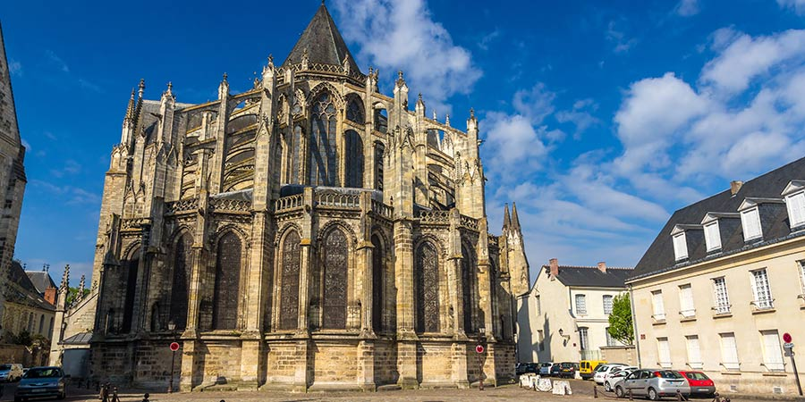 Saint-Gatiens Cathedral - Tours