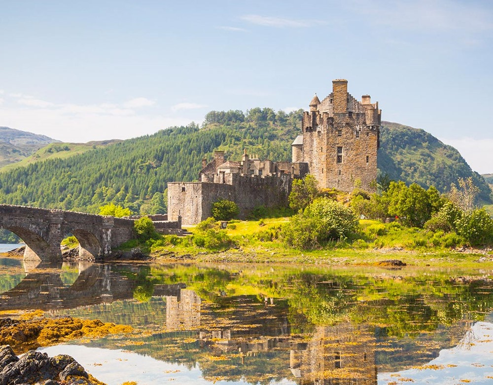 Castles & Wildlife of Scotland