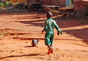 International Day of Charity: The Fight for Street Children