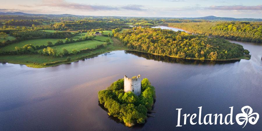 The Four Corners of Ireland