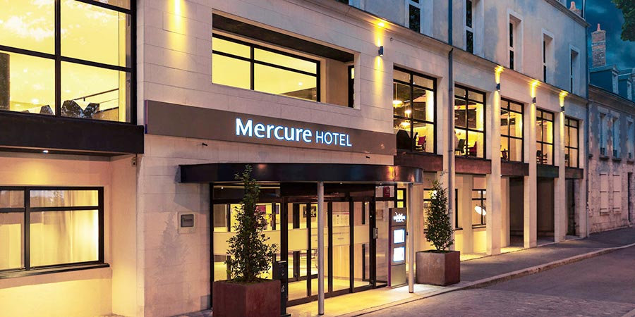 hotel mercure blois centre blois great rail journeys. Black Bedroom Furniture Sets. Home Design Ideas