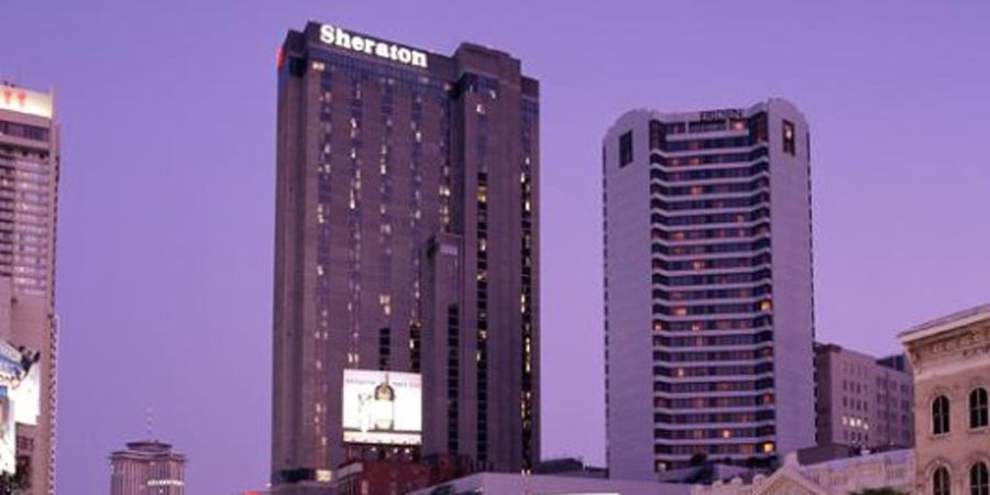Sheraton New Orleans Hotel, New Orleans