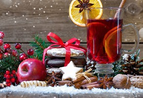 The world's most festive drinks, and how to make them!