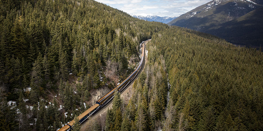 Rocky Mountaineer Stoney Creek