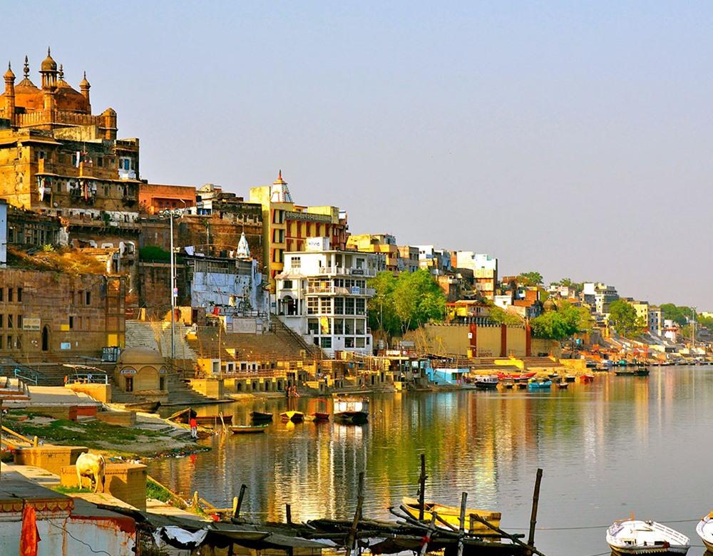 Ganges River Cruises | Great Rail Journeys