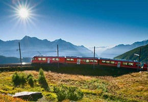 Bernina Express Italy