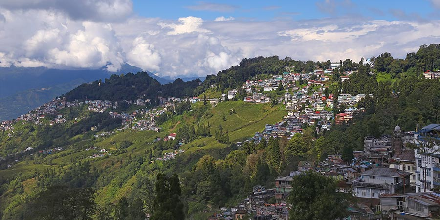 Darjeeling Mountains